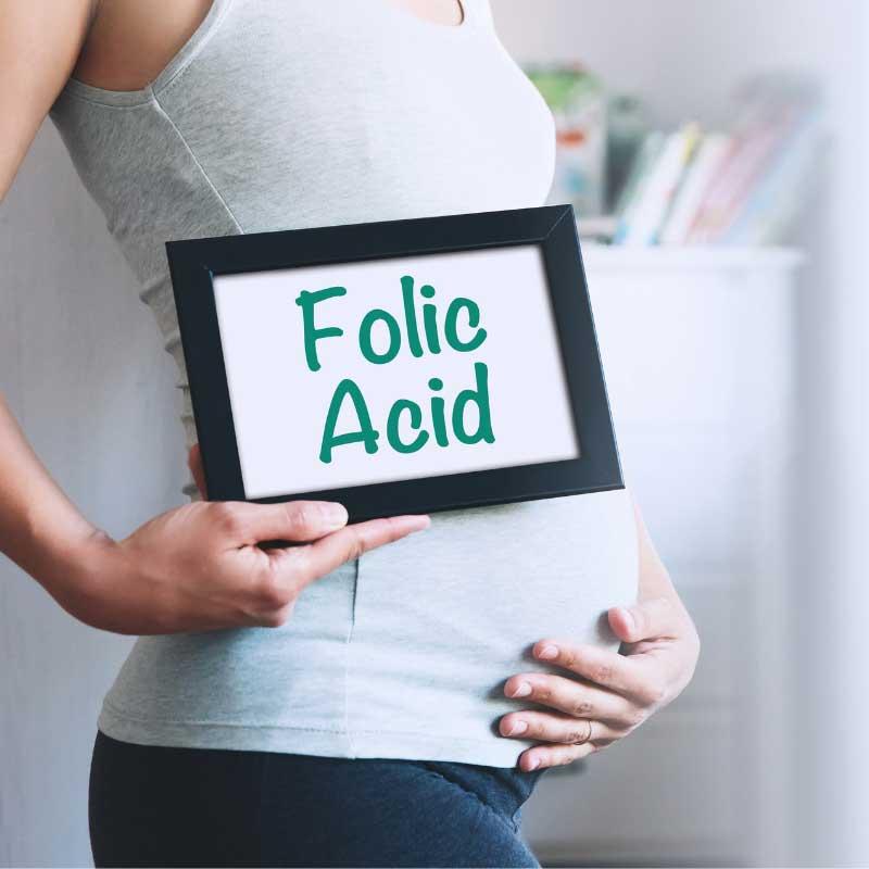 folna kiselina u trudnoći
