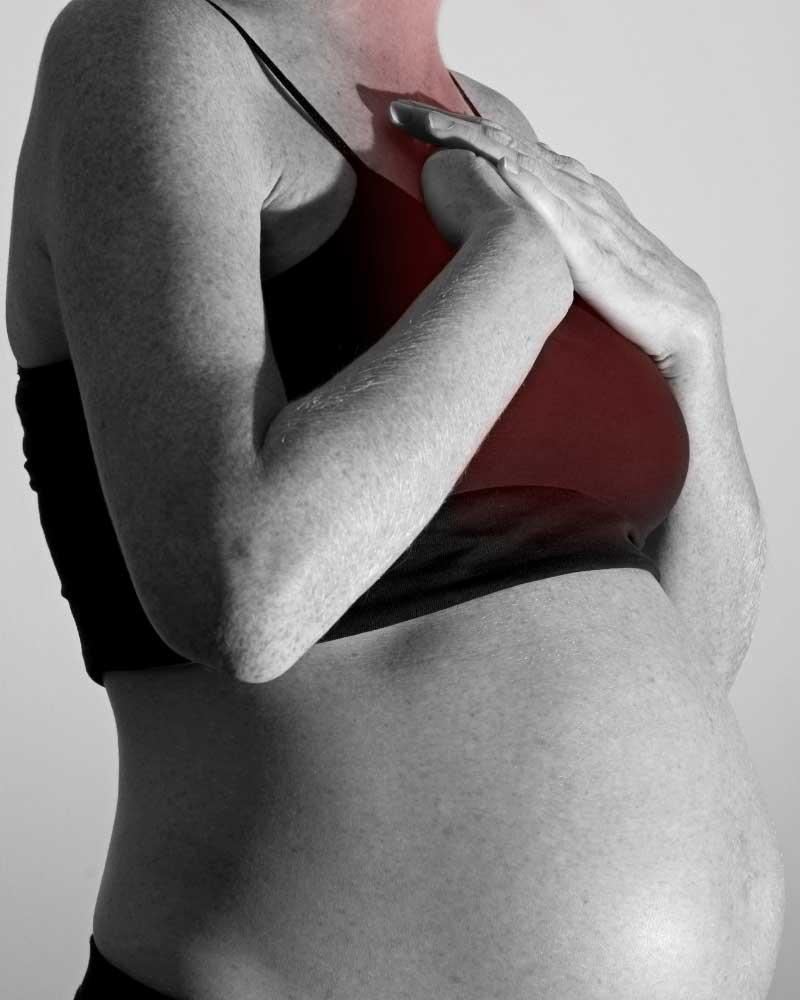 žgaravica u trudnoći