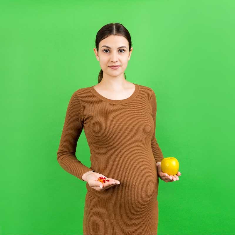vitamini u trudnoći
