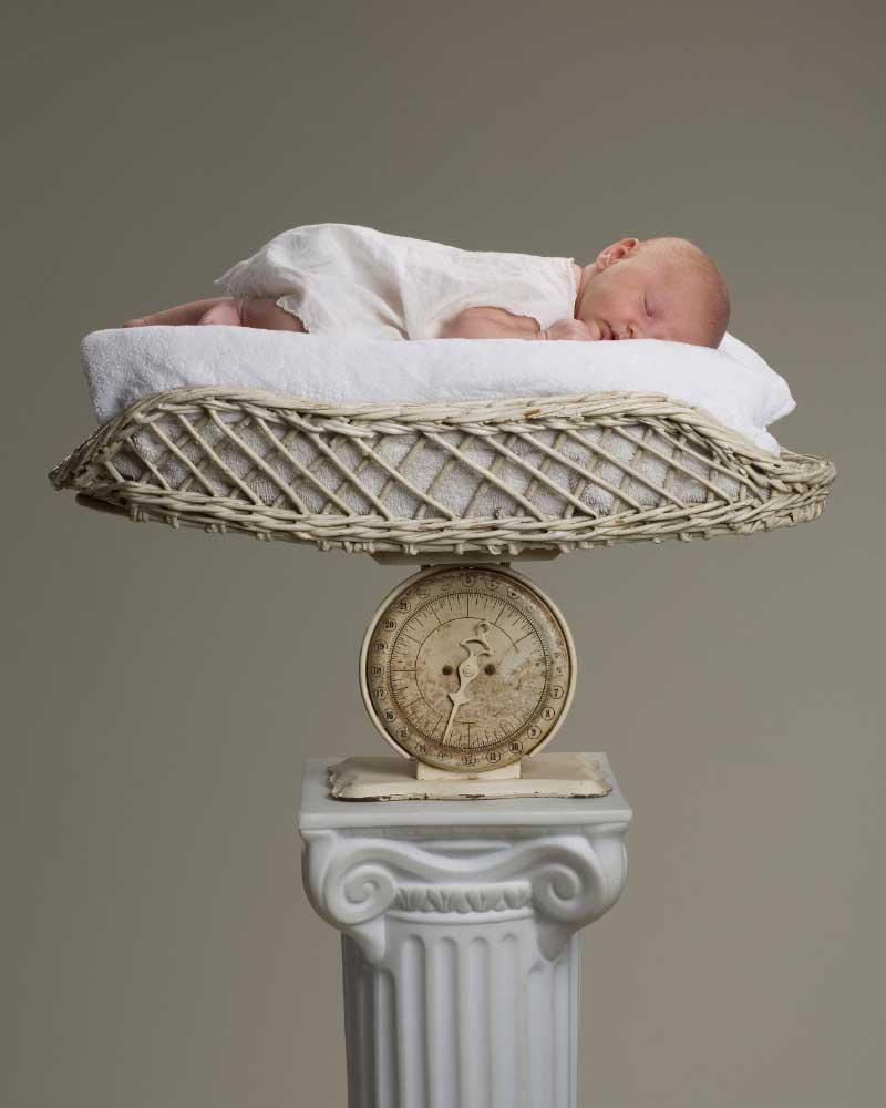 razvoj bebe u prvom mesecu