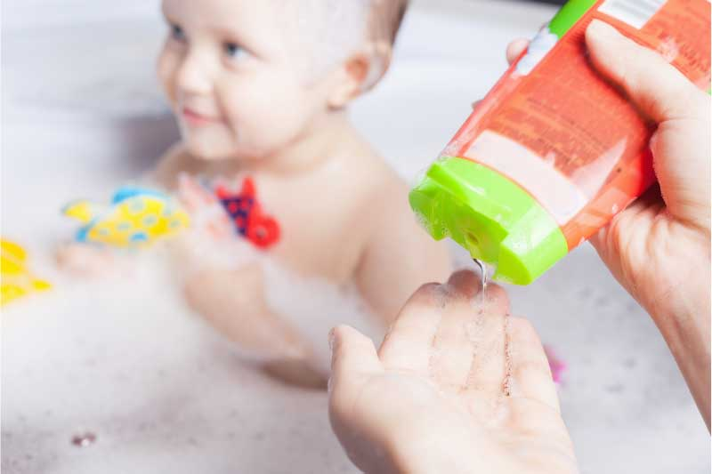 kupka za kupanje bebe