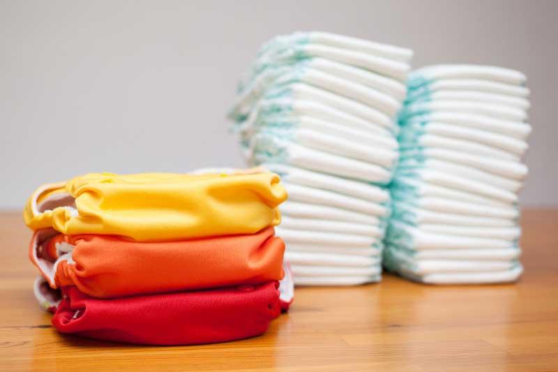 izbor pelena za bebe