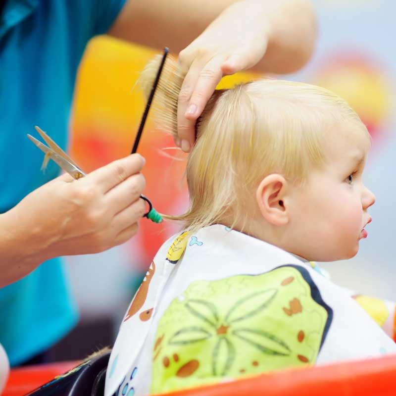 šišanje bebine kose