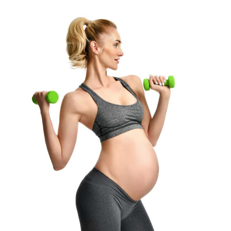 dozvoljene vežbe za trudnice