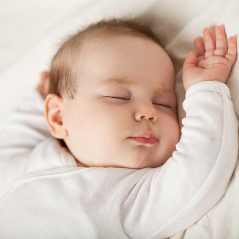 tromesečna beba