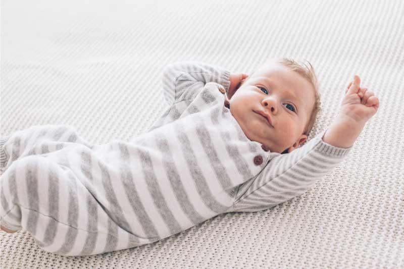 razvoj bebe od 4 meseca