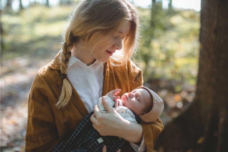bebina prva šetnja