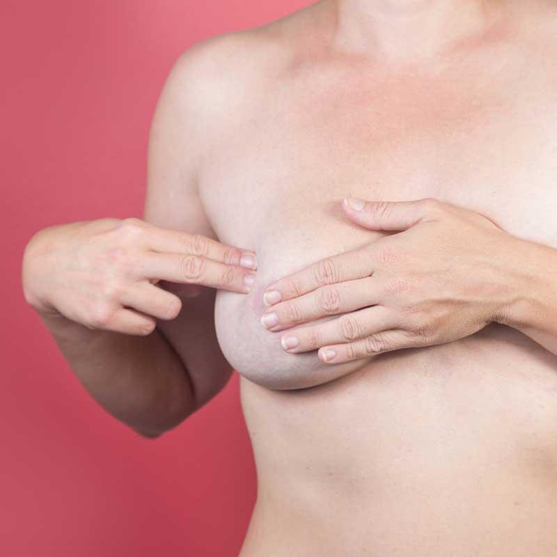 masaža grudi postupak