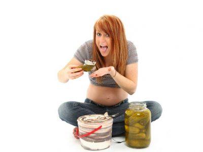 neobična žudnja za hranom u trudnoći