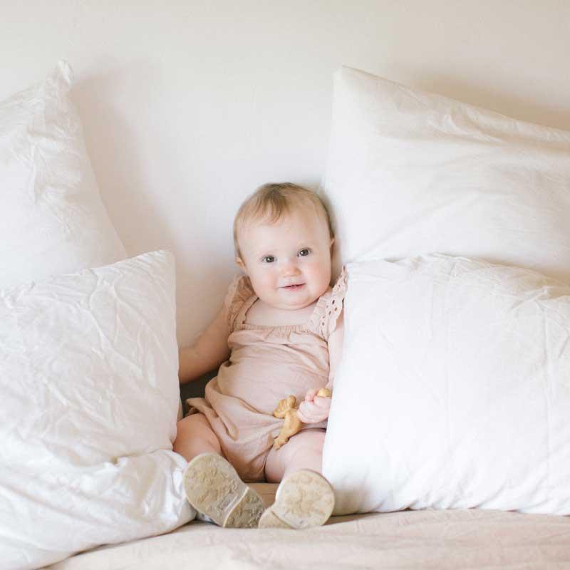 prerano sedenje bebe