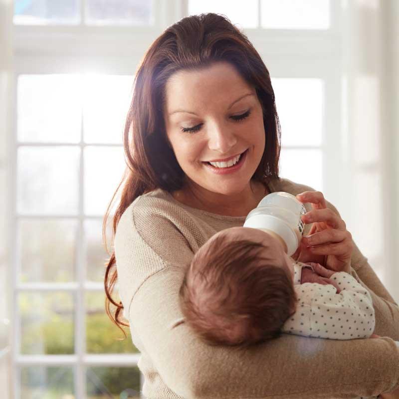 dohranjivanje bebe