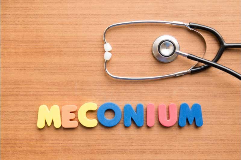 šta je mekonijum