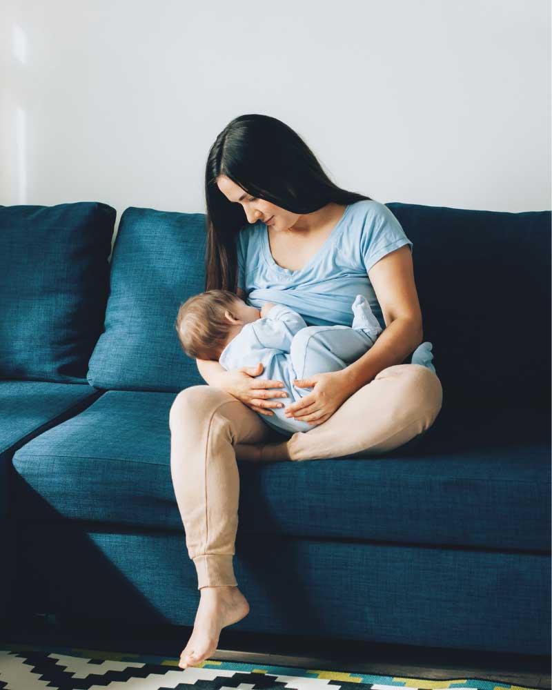 dojenje tokom menstruacije