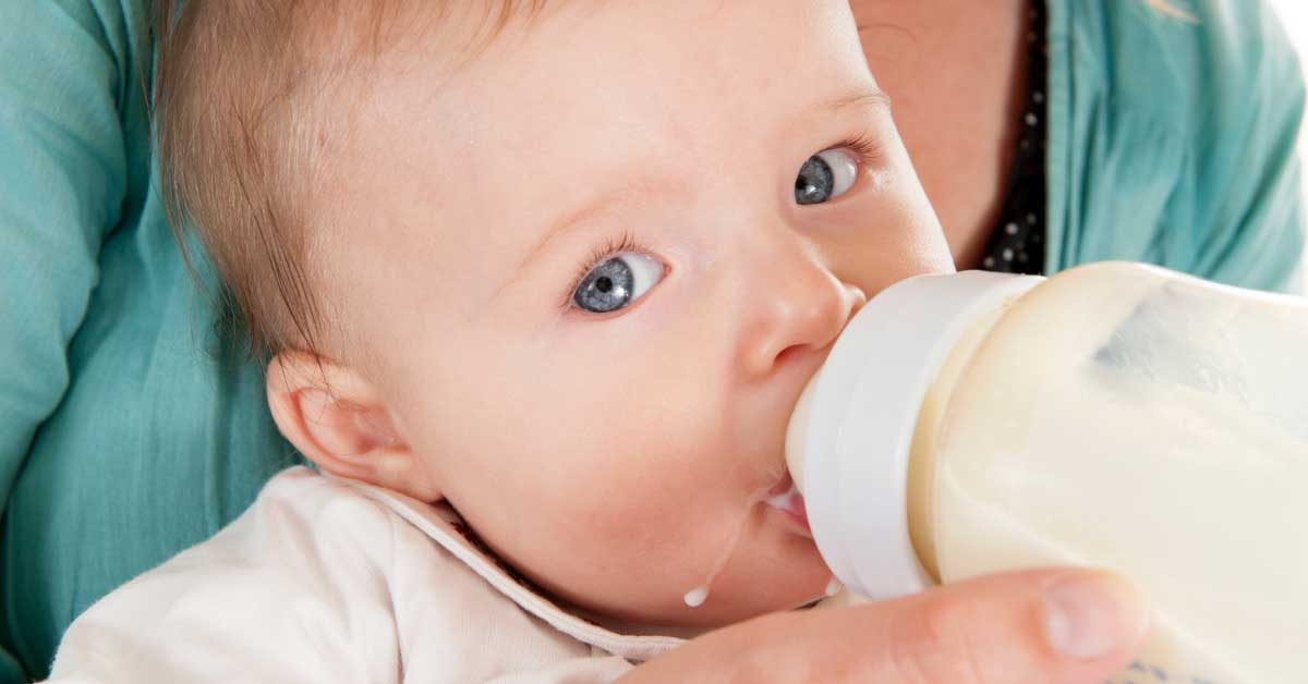 kravlje mleko za bebe