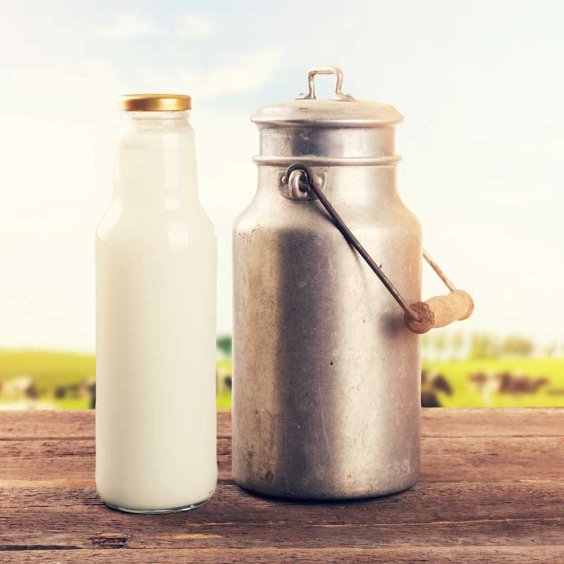 domaće kravlje mleko za bebe