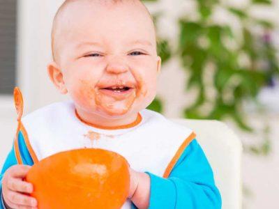 nemlečna hrana za bebe