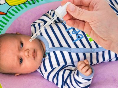 kapi za grčeve kod beba